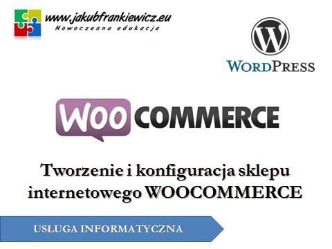 woocommerce instalacja jf - Tworzenie i konfiguracja sklepu internetowego WOOCOMMERCE