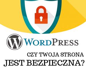 wp safe - Zabezpieczanie WordPress
