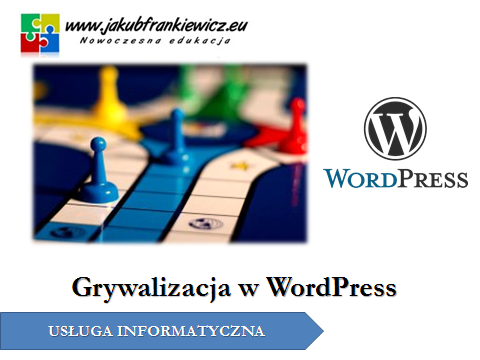 grywalizacja wordpress - Grywalizacja w WordPress