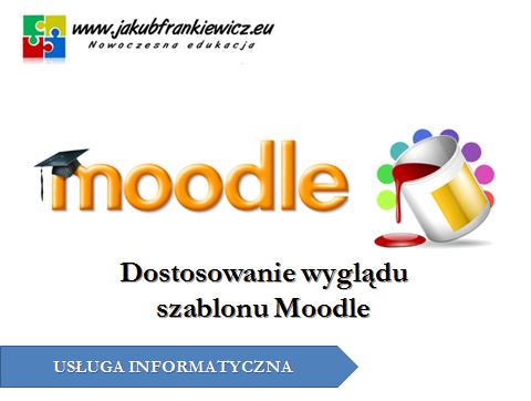 moodle wyglad - B2BData.pl