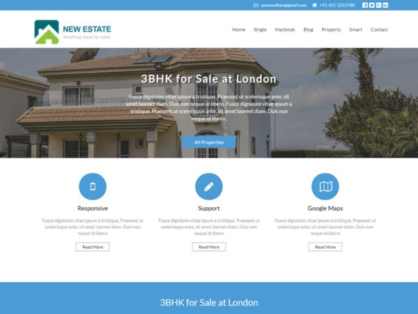 nieruchomosci2 600x450 - Strona internetowa dla biur nieruchomości