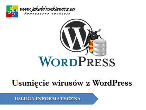 safewp - Usunięcie wirusów z WordPress