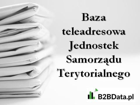 baza jst - baza_jst