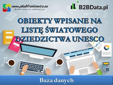 lista unesco - Polskie obiekty wpisane na listę światowego dziedzictwa UNESCO