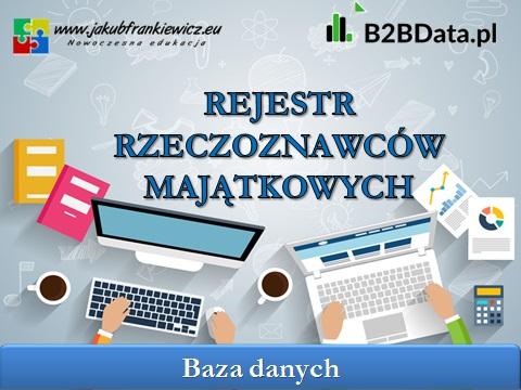 rzeczoznawcy majatkowi - B2BData.pl