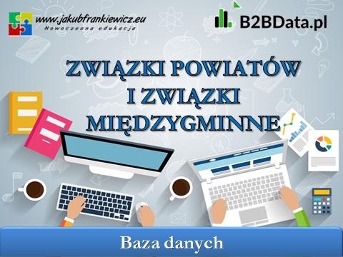 zwiazki powiatow - Wykaz związków gminnych, powiatowych i gminno-powiatowych
