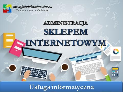 adminwoocommerce - Administracja sklepu internetowego