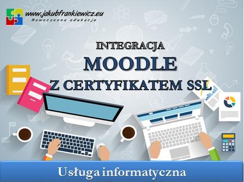 moodlessl - Integracja Moodle z certyfikatem SSL