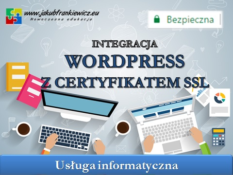wordpress ssl - Integracja WordPress z certyfikatem SSL