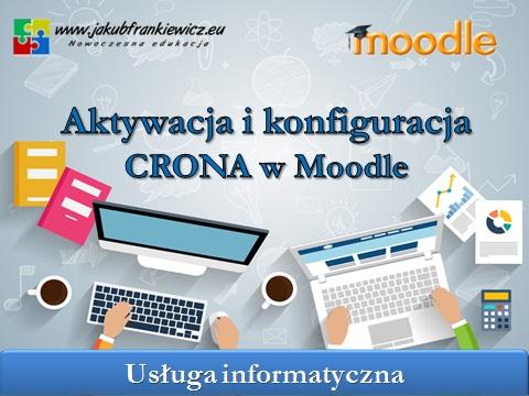cron moodle - B2BData.pl