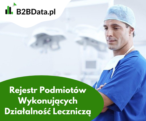 rejestr dzialnosci leczniczych - Rejestr Podmiotów Wykonujących Działalność Leczniczą