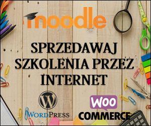 moodle - Platforma Moodle +  Sklep WooCommerce
