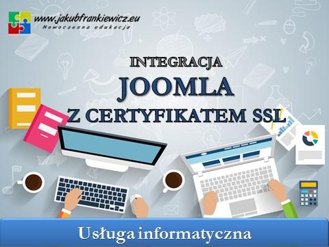 joomla ssl - Integracja Joomla z certyfikatem SSL