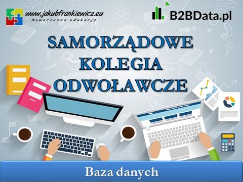 kolegia odwolawcze - Samorządowe Kolegia Odwoławcze