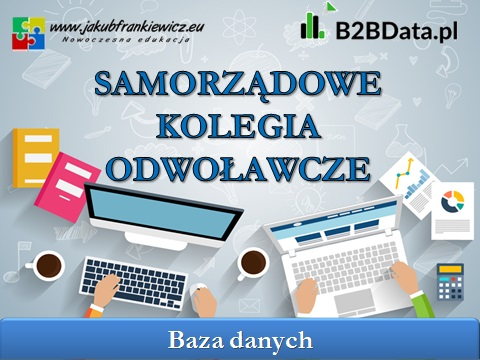 kolegia odwolawcze - B2BData.pl