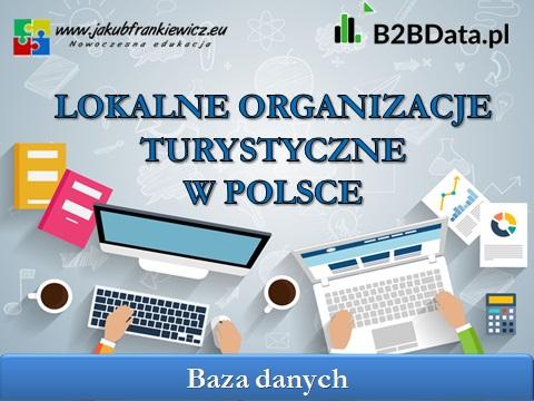 lokal org tur - Lokalne Organizacje Turystyczne w Polsce