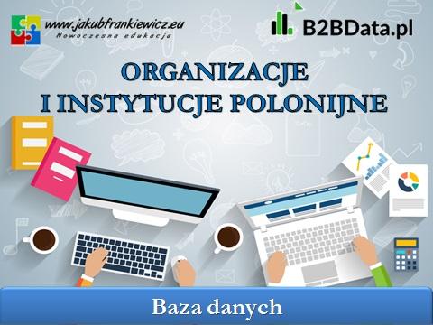 org pol - Organizacje i instytucje polonijne