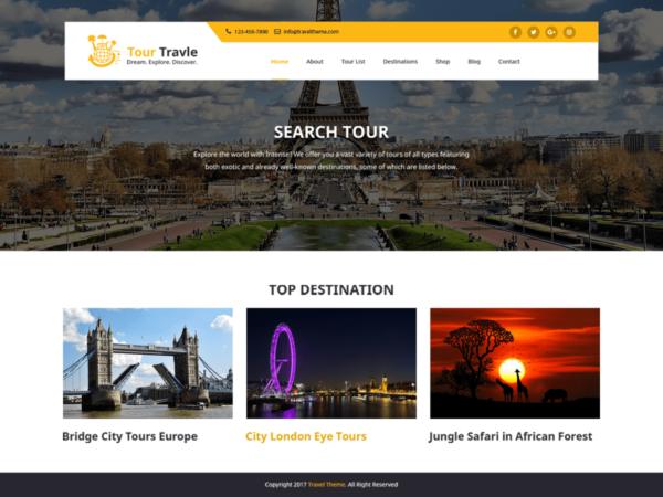 travel4 600x450 - Strona www dla biura podróży