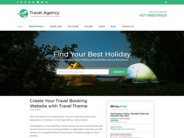 travel5 600x450 - Strona www dla biura podróży