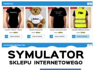 symulator600 300x225 - Symulator sklepu internetowego