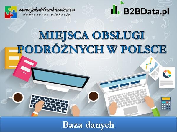 mopy - Miejsca Obsługi Podróżnych w Polsce