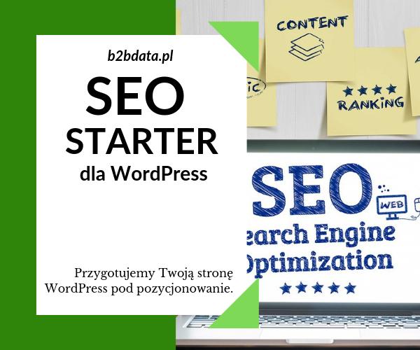 seostarter - SEO Starter dla WordPress