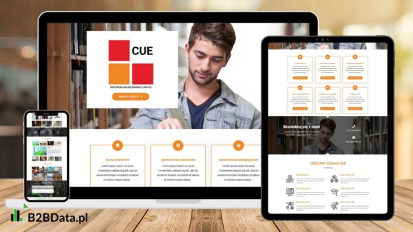 edukacja1 screen 1 600x338 - Platforma Moodle +  Sklep WooCommerce