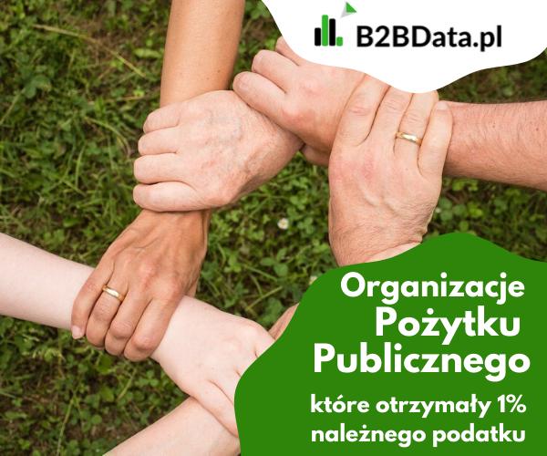 opp baza 1procent - Organizacje pożytku publicznego, które otrzymały 1% należnego podatku