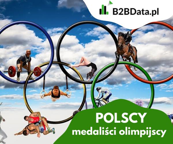 mistrzowie olimpijscy - Polscy medaliści olimpijscy