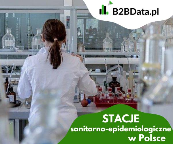 sanepid - Stacje Sanitarno-Epidemiologiczne w Polsce