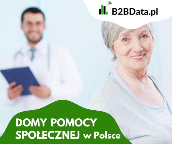 dps polska - Domy Pomocy Społecznej w Polsce