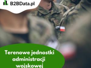 wojsko 300x225 - Terenowe Jednostki Administracji Wojskowej