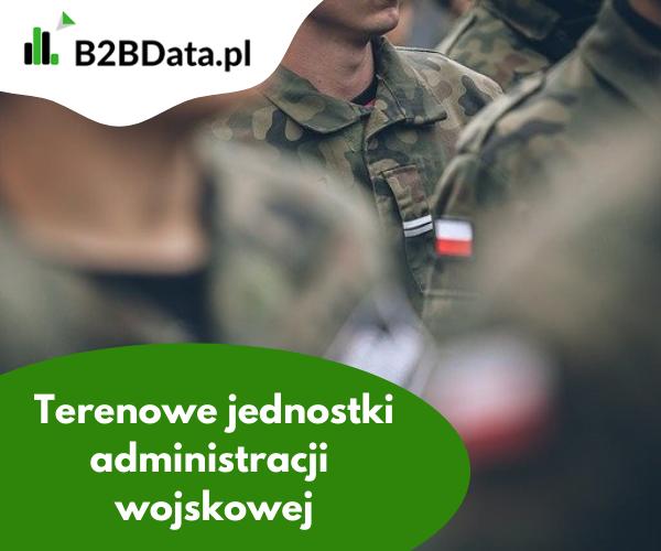 wojsko - B2BData.pl