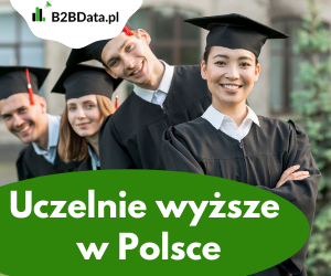uczelnie grafika - Uczelnie wyższe w Polsce