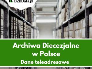 archwia koscielne 300x225 - Archiwa Diecezjalne w Polsce